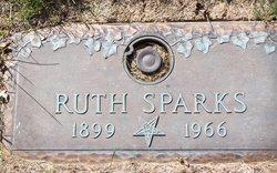 Ruth <I>Maggert</I> Sparks