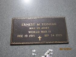 Dr Ernest Maddox Yongue