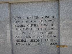 John Ernest Yongue