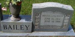 Bessie Laverne <I>Calhoun</I> Bailey