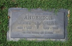 Pearl Edna <I>Gilwick</I> Anderson