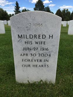 Mildred H Nissen