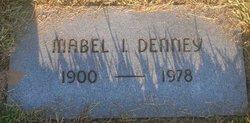 Mabel Isabelle <I>Wilson</I> Denney