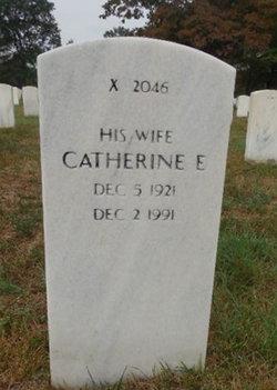 Catherine E Cruice