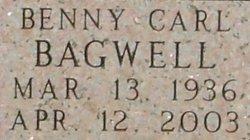 Benny Carl Bagwell