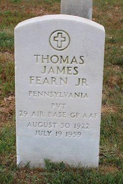 Thomas James Fearn, Jr