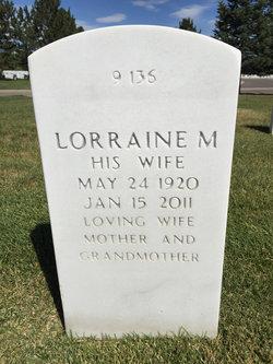 Lorraine Margaret <I>Bauman</I> Albert