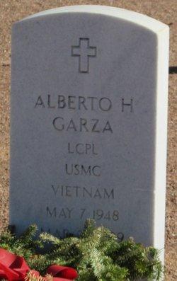 Alberto H Garza