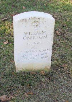 William Oberton