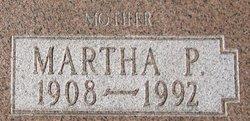 Martha <I>Peterson</I> Woolf
