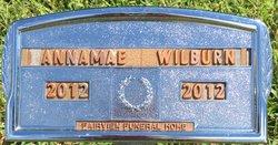 Annamae Camaro Faith Wilburn
