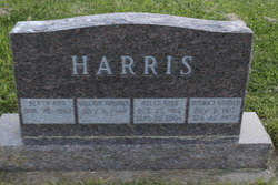"Maurice Harold ""Harold"" Harris"
