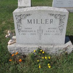 Grace Lucille <I>Taylor</I> Miller