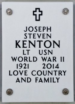 Joseph Steven Kenton