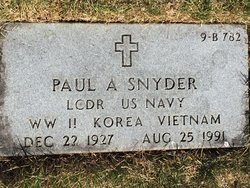 Paul A Snyder