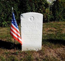 George W Bennett
