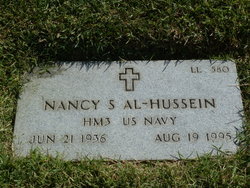 Nancy S Al-Hussein
