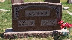 John Charles Babek