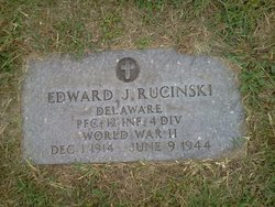 PFC Edward John Rucinski