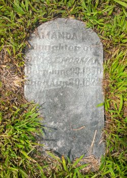 "Amanda Margaret ""Mandy"" Norman"
