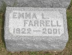 Emma L. <I>Preston</I> Farrell