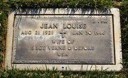 Jean Louise <I>Boysen</I> Defore