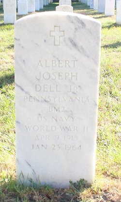 Albert Joseph Dell, Jr