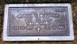 Orrill E Devinna