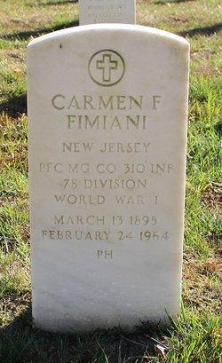 Carmen F Fimiani