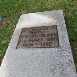 Elmira Elizabeth <I>Lamkin</I> Horne