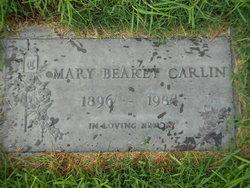 Mary <I>Bearey</I> Carlin