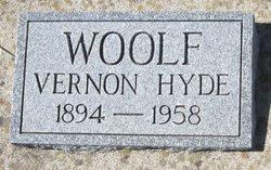 Vernon Hyde Woolf