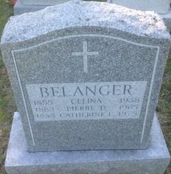 Mrs Marie Celina <I>Huard</I> Belanger