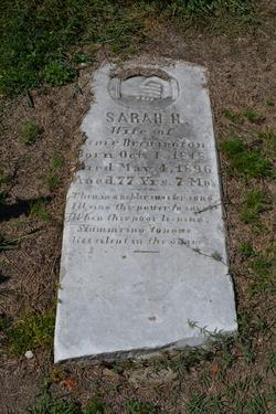 Sarah H Brewington