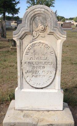 William Chester Greenlees