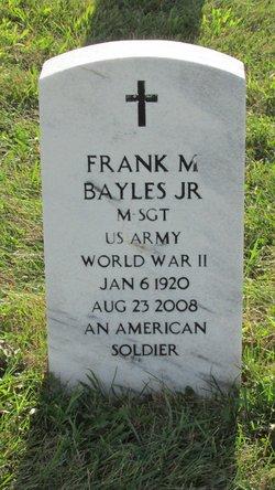 Frank M. Bayles, Jr