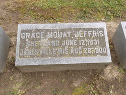 Grace <I>Mouat</I> Jeffris