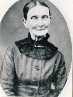 Mary <I>Wertz</I> Adams