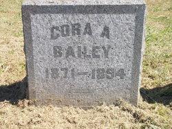 Cora A Bailey