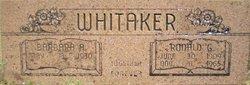 Ronald G. Whitaker