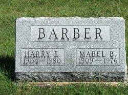 Mabel B. <I>Rinehart</I> Barber