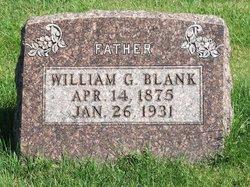 William G. Blank