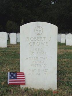 Robert J Crowe