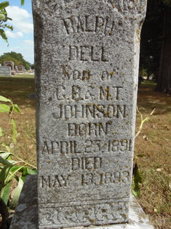 Ralph Dell Johnson