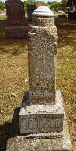 "Charles Byron ""Charley"" Johnson"