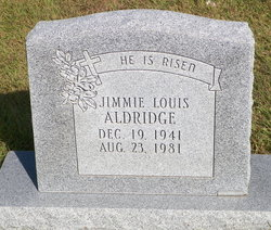 Jimmie Louis Aldridge