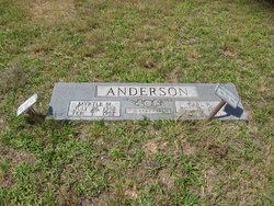 Earl Rector Anderson