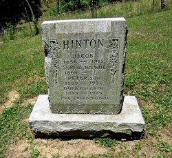 Sophia <I>Harmon</I> Hinton
