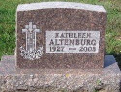 Kathleen Angeline Altenburg