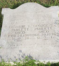 Catherine J Parlett